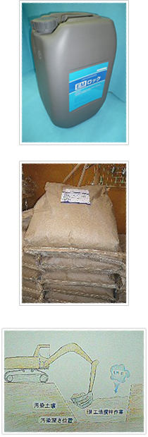 土壌汚染対策(EPS工法)イメージ画像